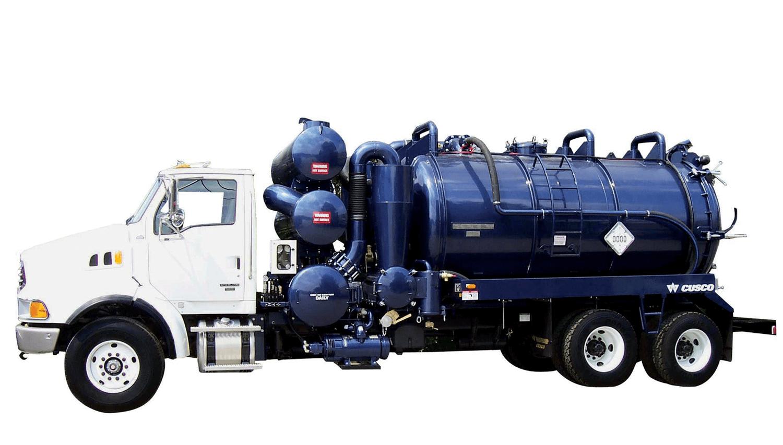 Wastequip Cusco Turbovac Series
